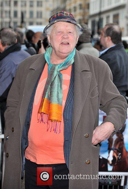 Dudley Sutton Outside Bet - UK film premiere...