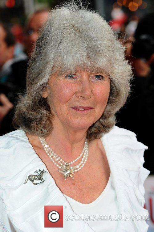 jilly cooper outside bet uk film premiere 5830493