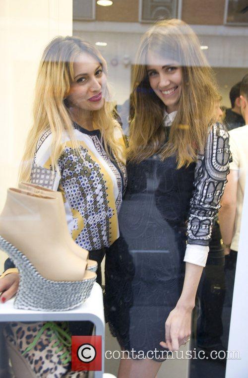 Zara Martin and Jade Williams at My Flash...