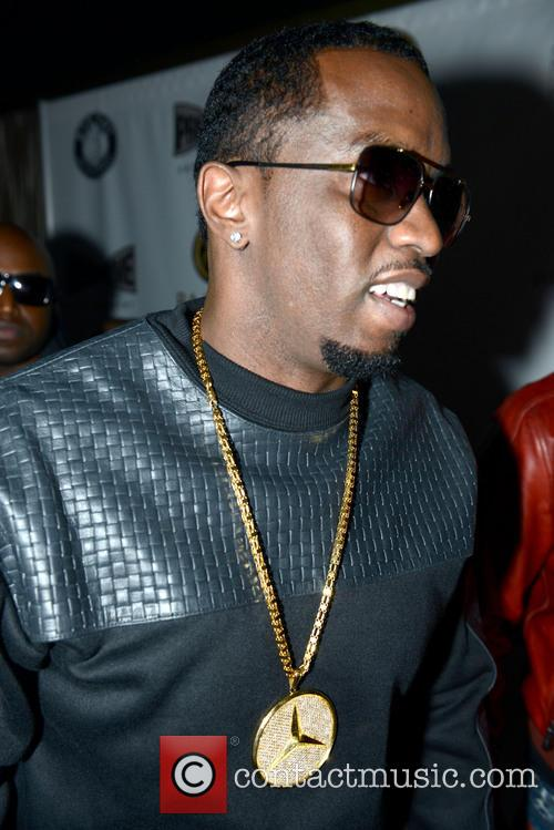 P. Diddy, Bamboo Club and South Beach Miami 4