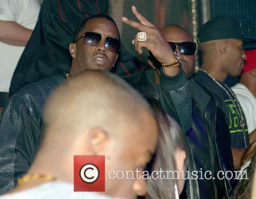P. Diddy, Bamboo Club and South Beach Miami 3