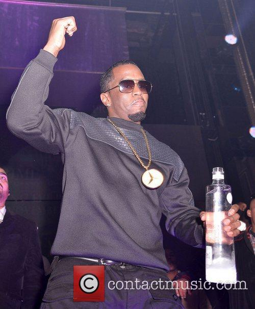 p diddy thanksgiving celebrations at at bamboo 4184050