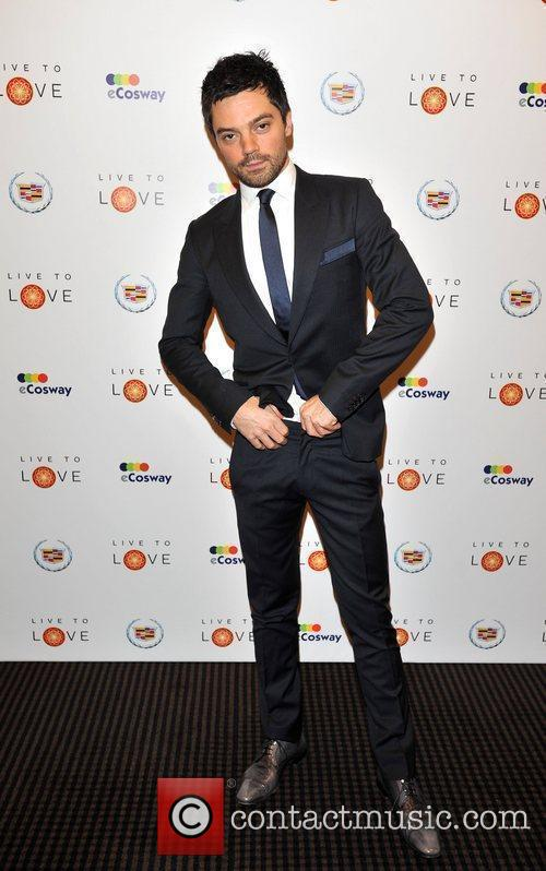 Dominic Cooper and Bafta 5
