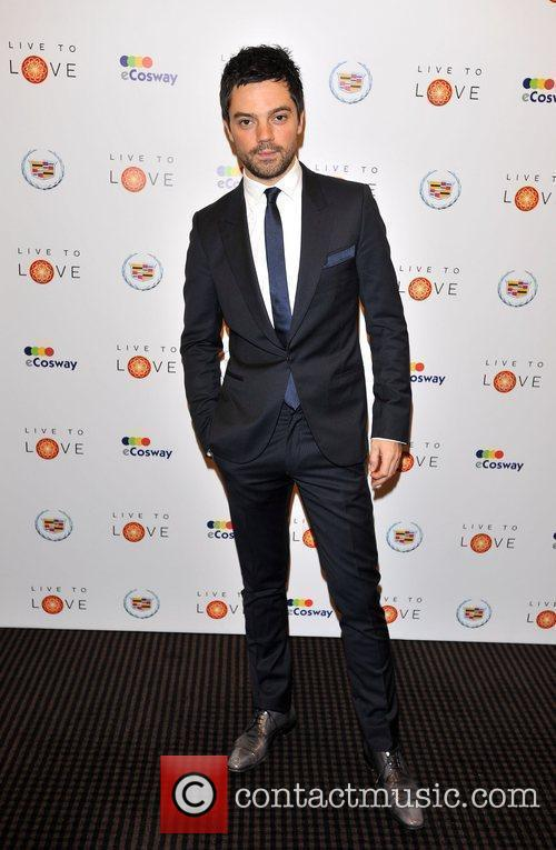 Dominic Cooper and Bafta 6