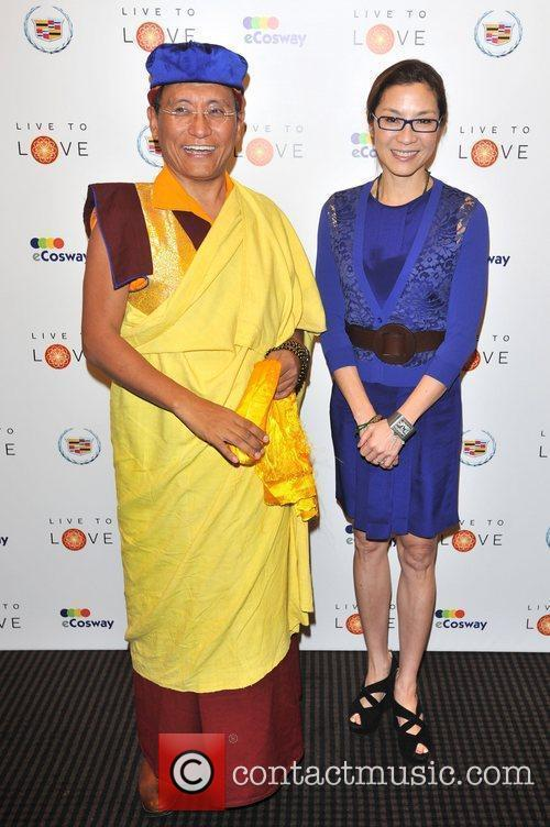 Michelle Yeoh and Bafta 3