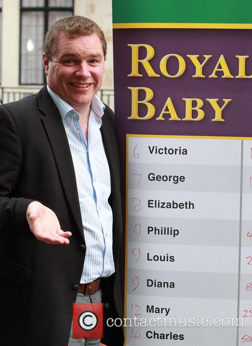 A, Paddy Power, Prince William, Duke, Cambridge, Catherine, Duchess, King Edward, Hospital and Central London 2