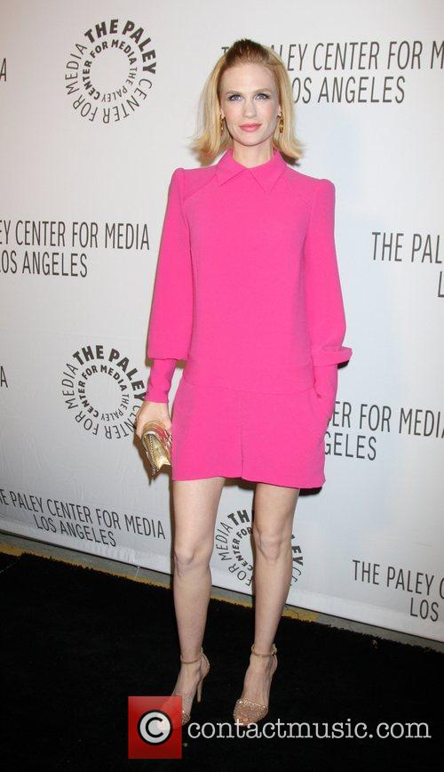 January Jones and Paley Center For Media 2