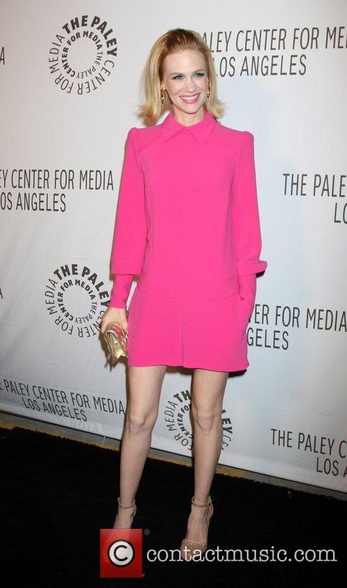 January Jones and Paley Center For Media 1