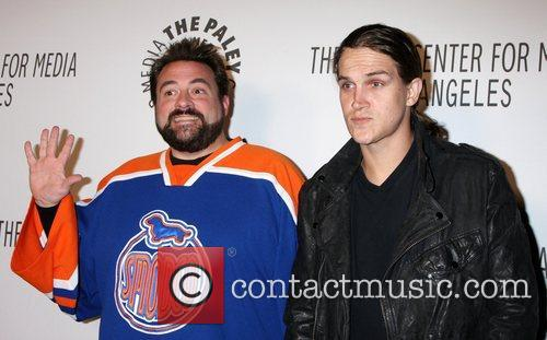 Kevin Smith, Jason Mewes and Paley Center For Media 11