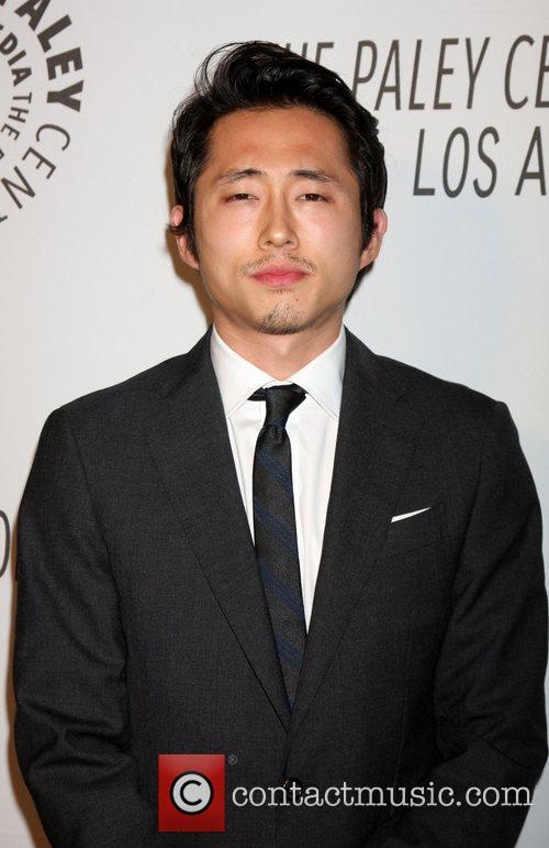 Steven Yeun and Paley Center For Media 1