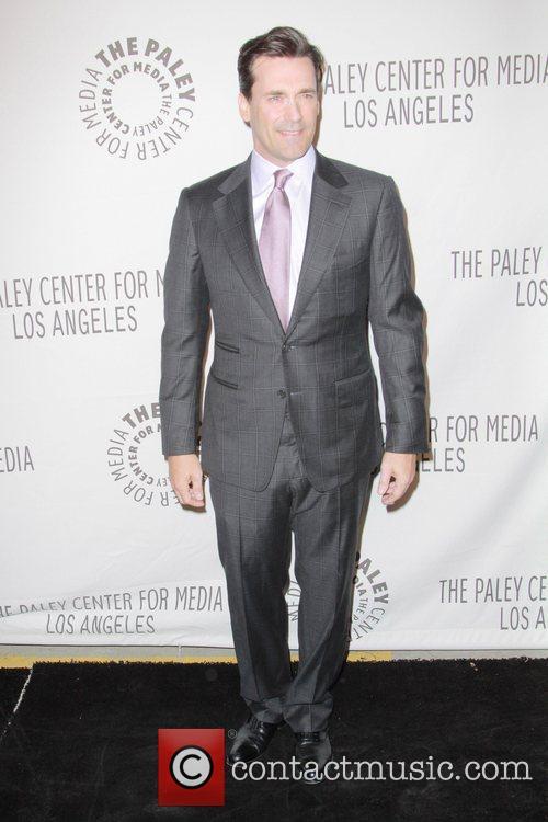 Jon Hamm The Paley Center for Media's Annual...