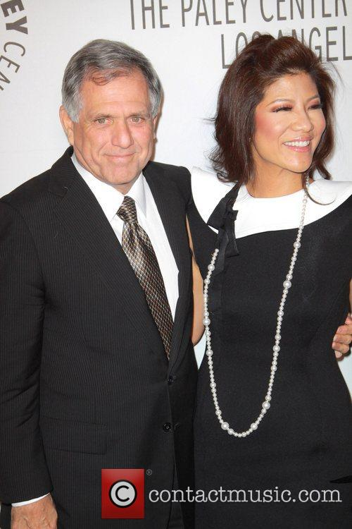Leslie Moonves, Julie Chen and Paley Center For Media 6
