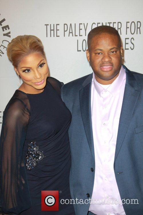 Tamar Braxton, Vince Herbert and Paley Center For Media 3