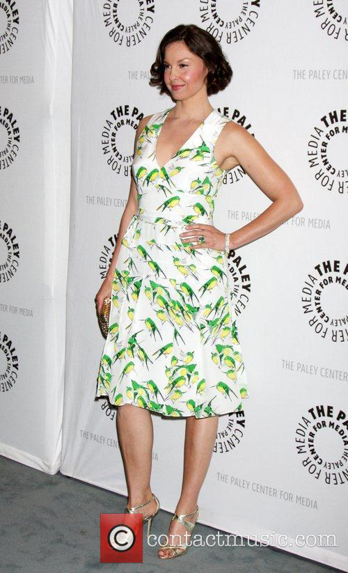 Ashley Judd and Paley Center For Media 1