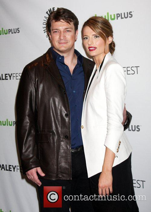 Nathan Fillion, Stana Katic and Paley Center For Media 3