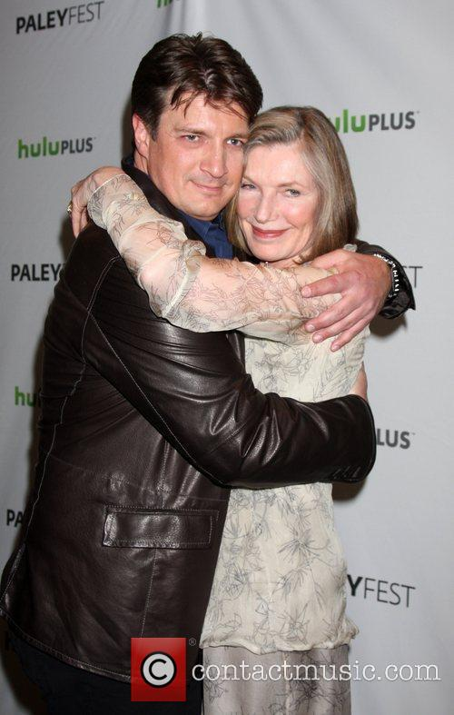 Nathan Fillion, Susan Sullivan and Paley Center for Media 1
