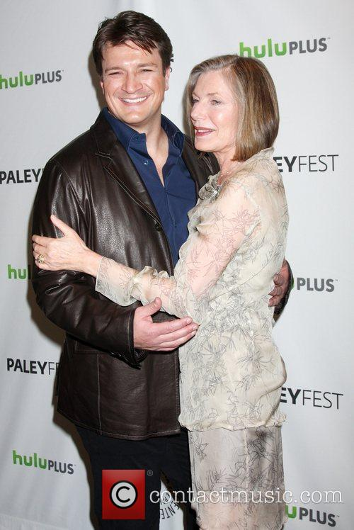 Nathan Fillion, Susan Sullivan and Paley Center for Media 4