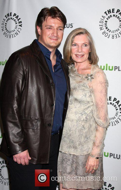 Nathan Fillion, Susan Sullivan and Paley Center for Media 5