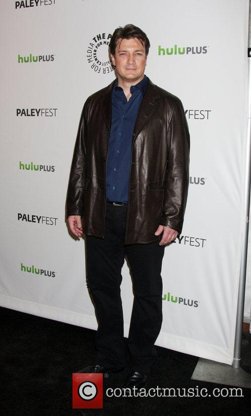 Nathan Fillion and Paley Center For Media 9