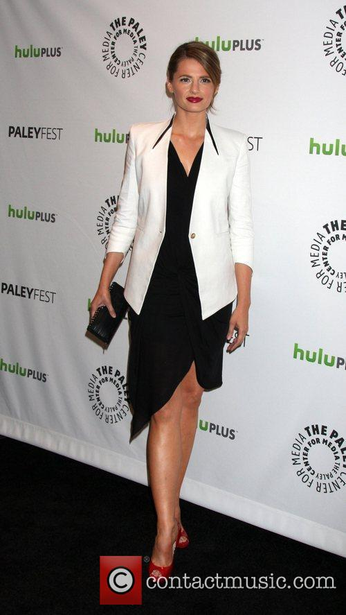 Stana Katic and Paley Center For Media 2