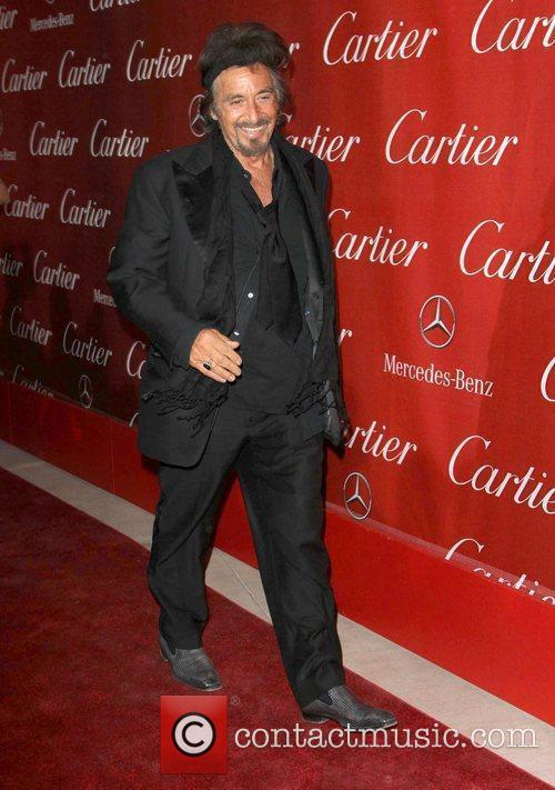 Al Pacino The 23rd annual Palm Springs International...