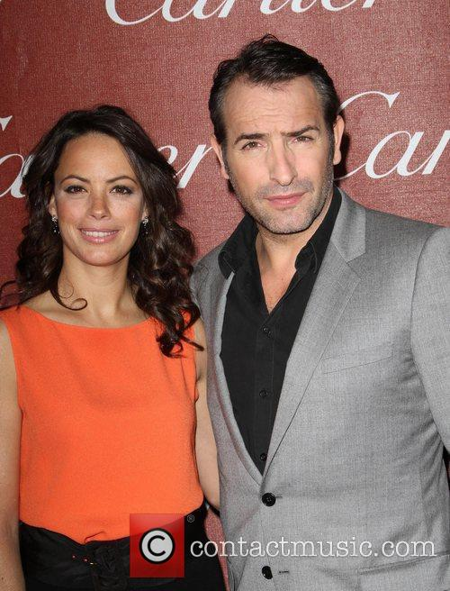 Berenice Bejo, Jean Dujardin and Palm Springs Convention Center 6