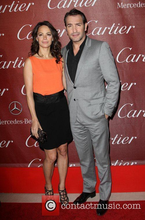 Berenice Bejo, Jean Dujardin and Palm Springs Convention Center 7