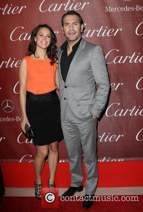 Berenice Bejo, Jean Dujardin and Palm Springs Convention Center 1
