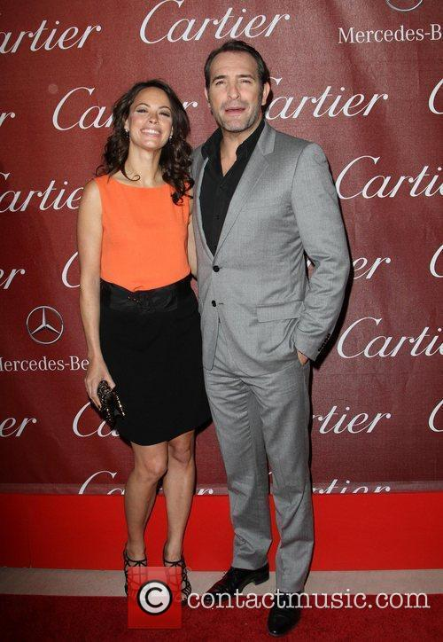 Berenice Bejo, Jean Dujardin and Palm Springs Convention Center 9