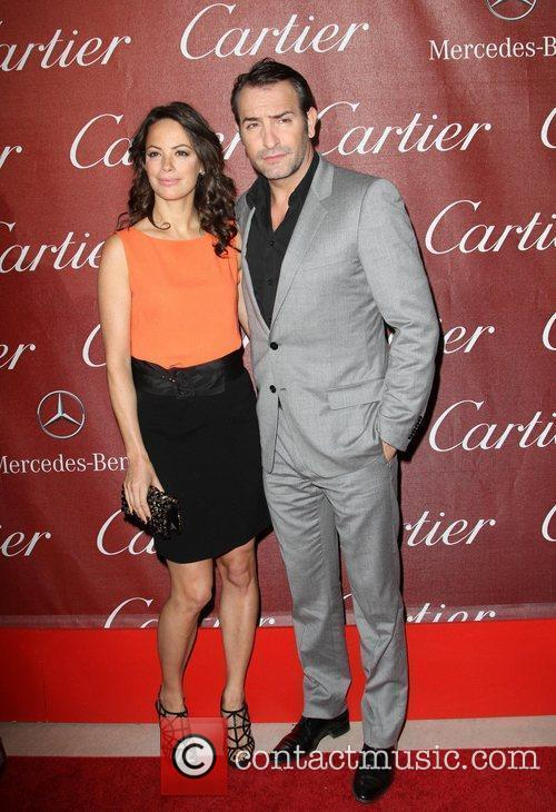 Berenice Bejo, Jean Dujardin and Palm Springs Convention Center 5