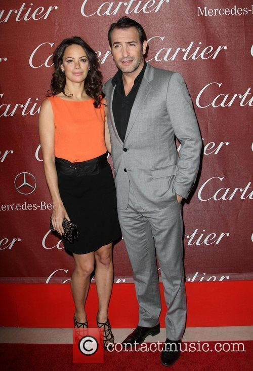 Berenice Bejo, Jean Dujardin and Palm Springs Convention Center 3