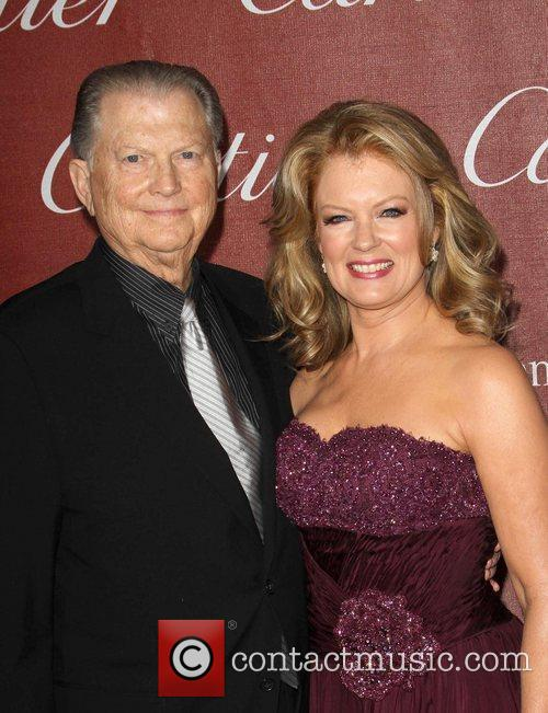Burt Sugarman, Mary Hart and Palm Springs Convention Center