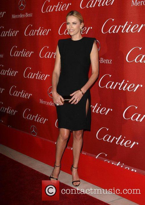 Charlize Theron and Palm Springs Convention Center 4