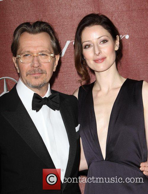 Gary Oldman and Palm Springs Convention Center 2