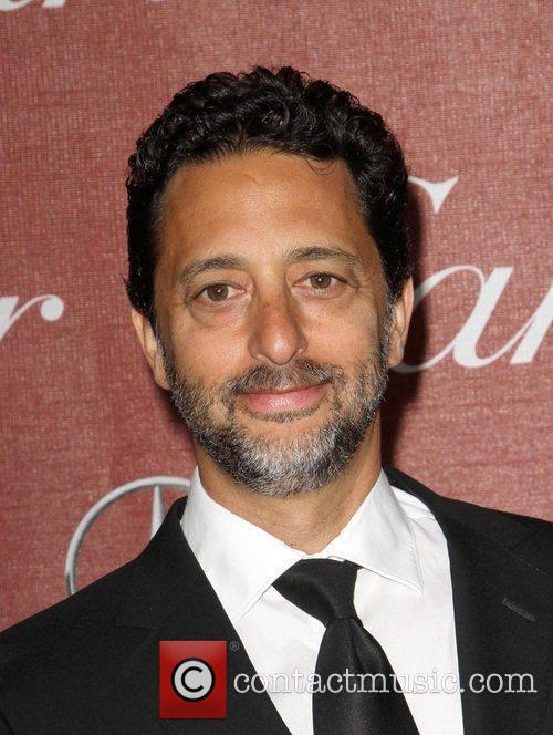 Grant Heslov and Palm Springs Convention Center 6