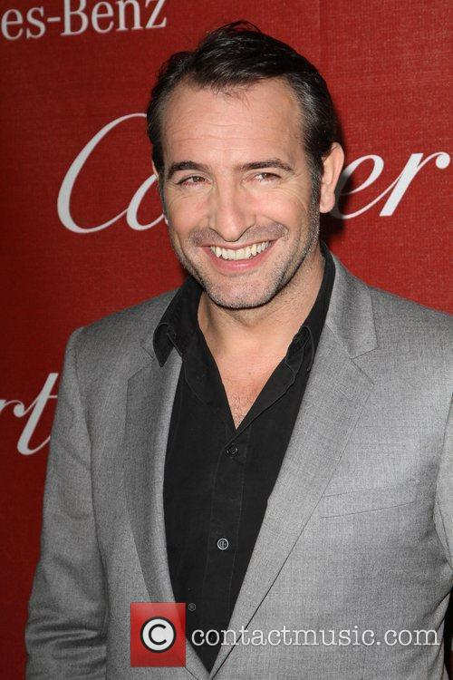 Jean Dujardin and Palm Springs Convention Center 4