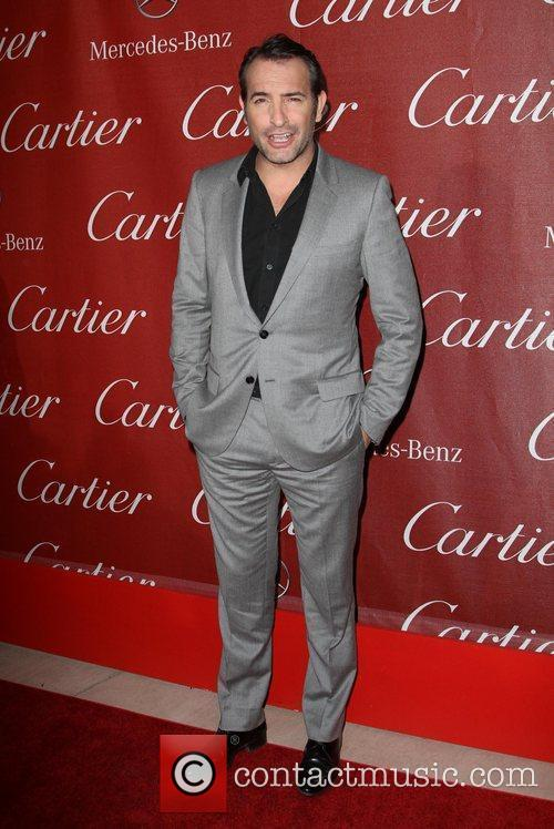 Jean Dujardin and Palm Springs Convention Center 5