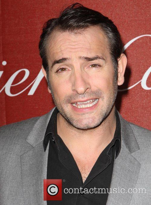 Jean Dujardin and Palm Springs Convention Center 2