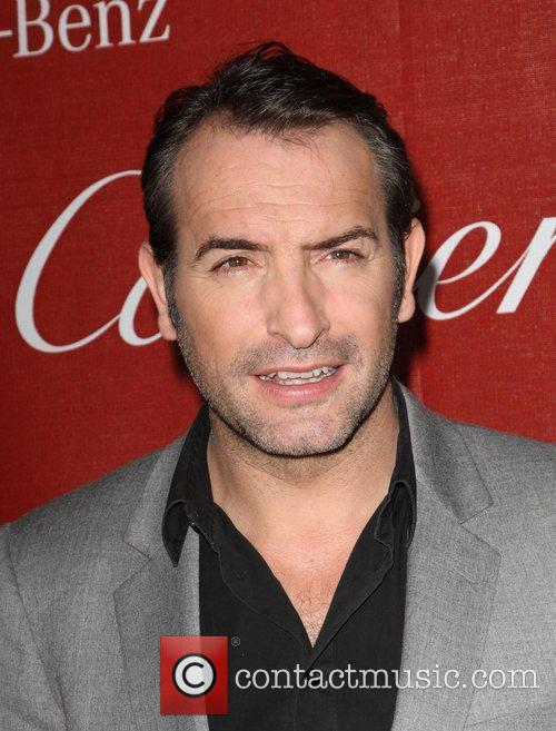 Jean Dujardin and Palm Springs Convention Center 3