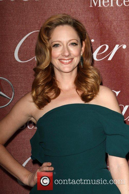 Judy Greer and Palm Springs Convention Center 1
