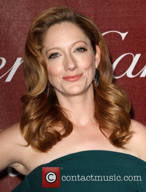 Judy Greer and Palm Springs Convention Center 3