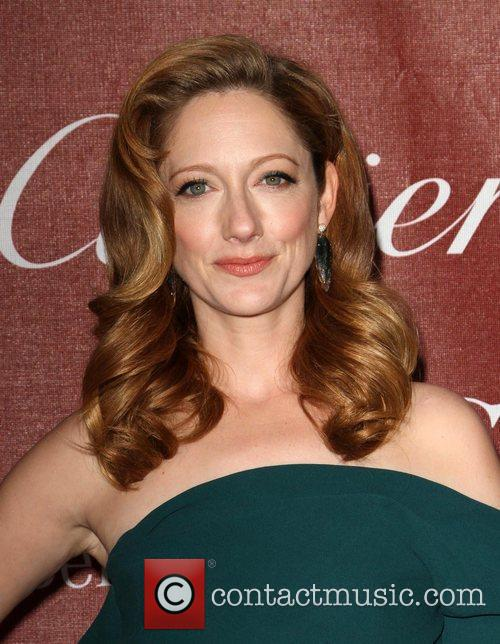 Judy Greer and Palm Springs Convention Center 2