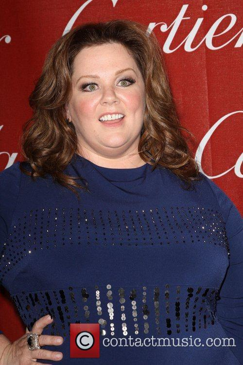 Melissa McCarthy and Palm Springs Convention Center 4