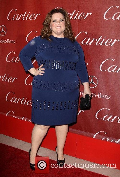 Melissa McCarthy and Palm Springs Convention Center 3