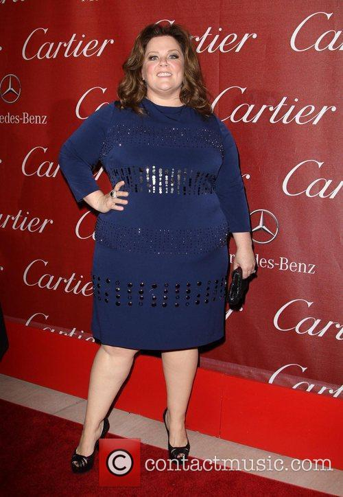 Melissa McCarthy and Palm Springs Convention Center 2