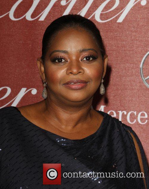 Octavia Spencer and Palm Springs Convention Center 5