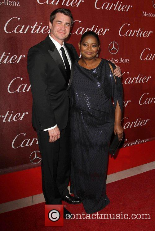 Octavia Spencer and Palm Springs Convention Center 4
