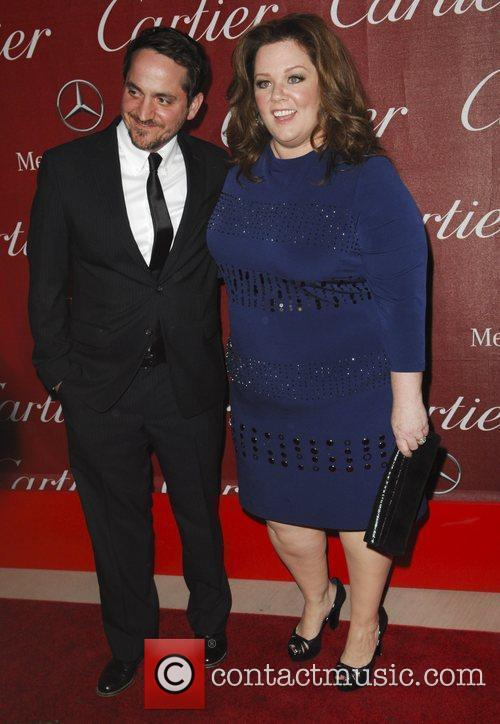Melissa Mccarthy and Palm Springs Convention Center 9