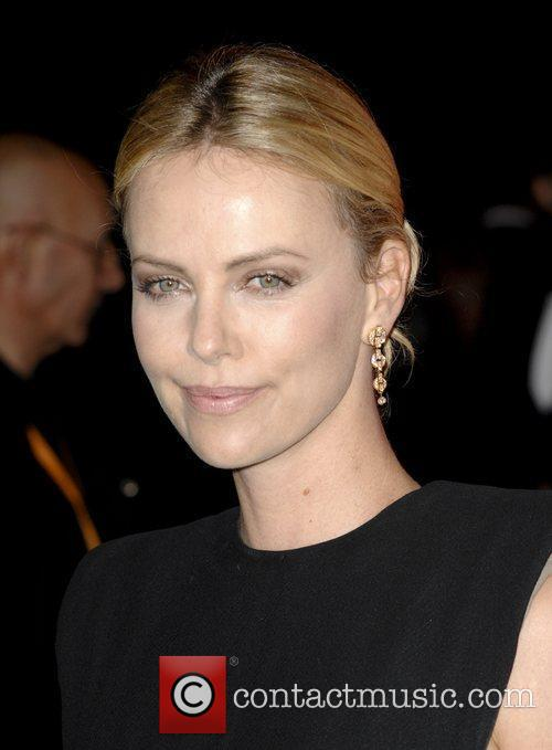 Charlize Theron and Palm Springs Convention Center 13