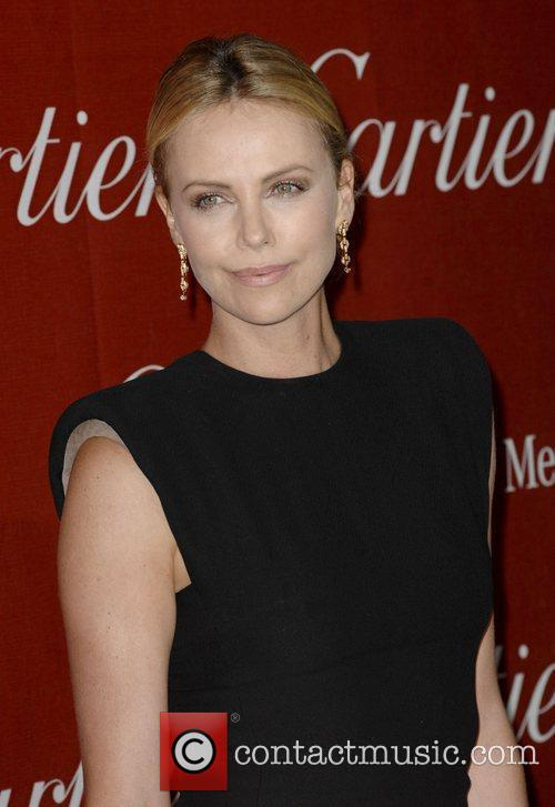 Charlize Theron and Palm Springs Convention Center 14